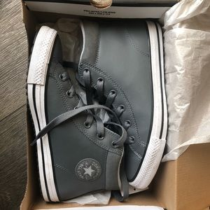Converse ankle style boots